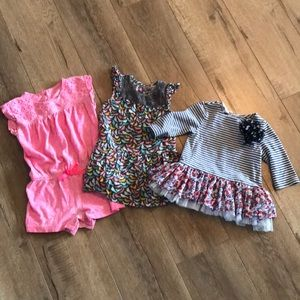 Bundle of 3 gentle used outfits!!!